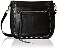 Rebecca Minkoff Regan Feed with Studs…