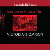 Murder in Murray Hill: A Gaslight Mystery, Book 16 | [Victoria Thompson]