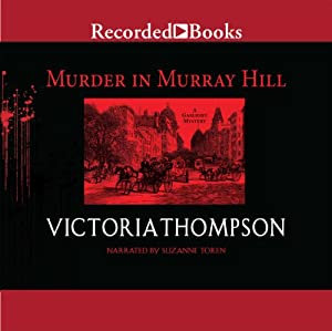 Murder in Murray Hill Audiobook