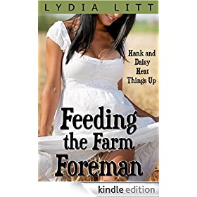 Feeding the Farm Foreman (Daisy and the Dairy Farm Book 2)