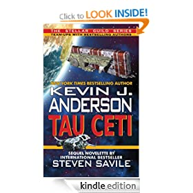 Tau Ceti (The Stellar Guild)