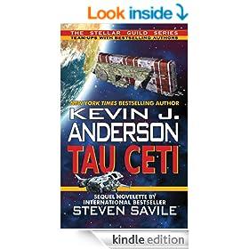 Tau Ceti (The Stellar Guild Book 1)