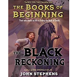 The Black Reckoning Hörbuch