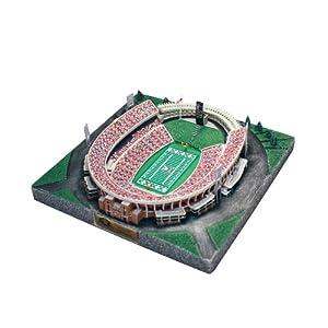NCAA 9750 Limited Edition Gold Series Stadium Replica of Virginia Scott Stadium by Sport Collectors Guild
