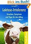 Laktose-Intoleranz: Ursachen, Symptom...