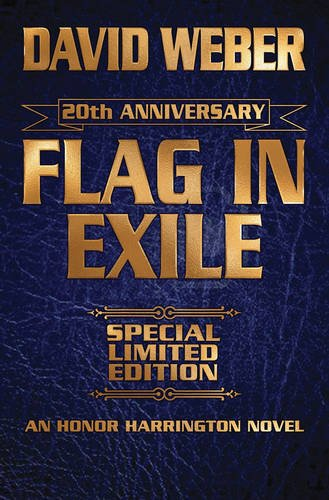 Flag in Exile Leatherbound Limited Ed (Honor Harrington)