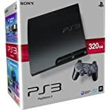 Sony Playstation3 320GB Slim Consoleby Sony
