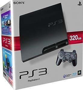 Sony 320GB Slim Console (PlayStation 3)