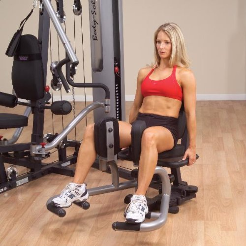 Body Solid - G Series Inner and Outer Thigh Attachment ручка для тяги на трицепс v образная серьга body solid mb507rg