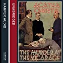 The Murder at the Vicarage (       UNABRIDGED) by Agatha Christie Narrated by Richard E. Grant