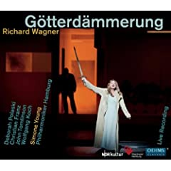 Gotterdammerung (Twilight of the Gods): Act I Scene 3: Welch banger Traume Maren meldest du Traurige mir (Brunnhilde, Waltraute)