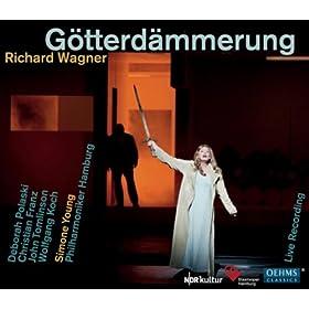 Gotterdammerung (Twilight of the Gods): Act II Scene 4: Gunther, wehr deinem Weibe (Siegfried)