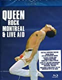 Queen - Rock Montreal & Live Aid [Blu-ray]