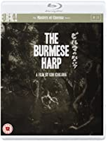 The Burmese Harp [Blu-ray] [Import anglais]