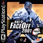 NHL Faceoff 2001 - PlayStation