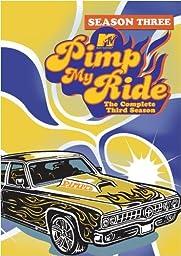 Pimp My Ride, The Complete Third Season