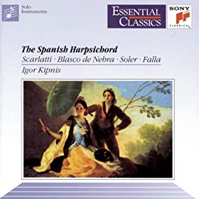 The Spanish Harpsichord