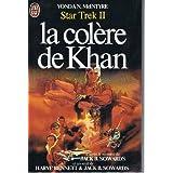 Star trek II : the wrath of khan ***by MCINTYRE VONDA N.
