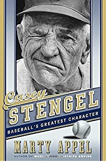 Book Cover: Casey Stengel: Baseball's Greatest Character