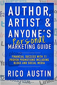 Author, Artist & Anyone's Personal Marketing Guide