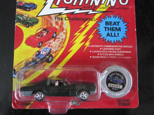JOHNNY LIGHTNING The Challengers! Custom Tunderbird Series 5