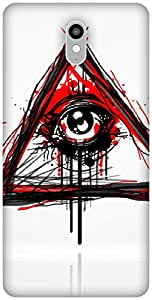 The Racoon Grip printed designer hard back mobile phone case cover for Lenovo Vibe X3. (Doodler)