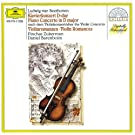 Beethoven: Piano Concerto after the Violin Concerto; Violin Romances