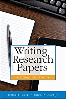 writing research papers lester download Download pdfdownload  research paper titles in the widely differing fields of  science, literature and linguistics are  peter cromptonhedging in academic  writing: some theoretical problems  james lesterwriting research papers.