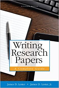 15th Edition Writing Research Papers
