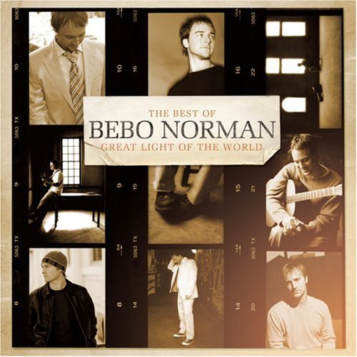 Great Light of the World: The Best of Bebo Norman by Bebo Norman album cover