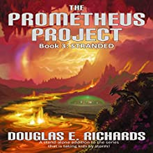 Stranded Audiobook by Douglas E. Richards Narrated by Josh Hurley