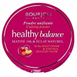 Bourjois Healthy Balance Unifying Compact Powder for Women, # 55 Beige Fonce, 0.32 Ounce by Bourjois