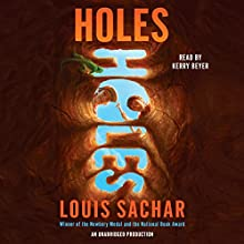 Holes Audiobook by Louis Sachar Narrated by Kerry Beyer