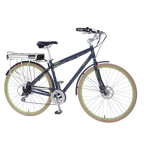 Currie Technologies Hybrid Electric Bike - IZIP E3 Path Bicycle - DF