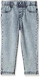 Fox Girls' Jeans (Light Jeans_2 Y_612718)