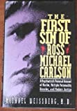 img - for The First Sin of Ross Michael Carlson book / textbook / text book