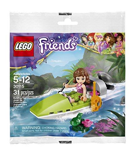 Lego Friends 30115 Beutel Olivias Dschungel Boot