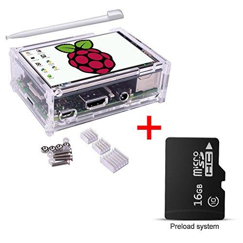 kuman-kit-completo-para-raspberry-pi-3-35-inch-pantalla-tactil-resolucion-320-480-tft-lcd-con-la-tar