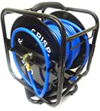 Crispo CRHR100 Air Multi Purpose Hose Reel, 1/4-Inch  by 100-Feet