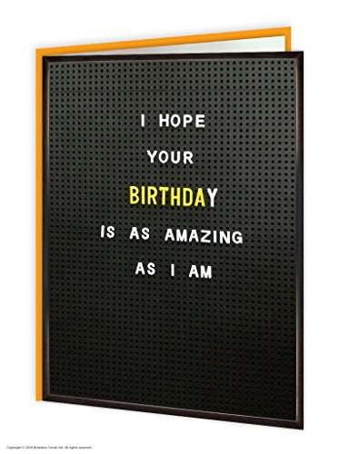 funny-humorous-amazing-as-i-am-birthday-greeting-card