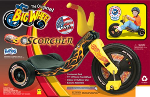Big Kid Tricycle front-1066429