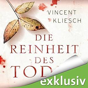 Die Reinheit des Todes (Julius Kern 1) Hörbuch