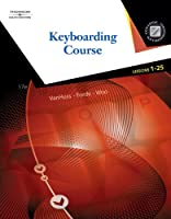 Keyboarding Course Lessons 1-25 by VanHuss