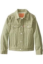 Levi's Big Boys'  Denim Trucker Jacket