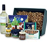 Highland Fayre Christmas Hamper Time to Relax Wine incl. Senora Rosa Sauvignon Blanc 75cl