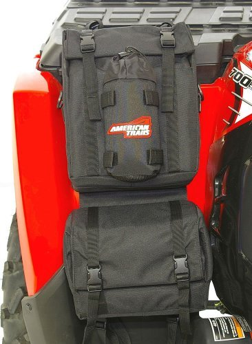 American Trails ATV Fender Bag Black (Atv Fender Bag compare prices)