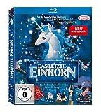 DVD Cover 'Das letzte Einhorn [Blu-ray]