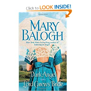 Mary Balogh's Romance Fictions