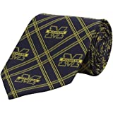 Michigan Wolverines Woven Poly 2 Tie at Amazon.com