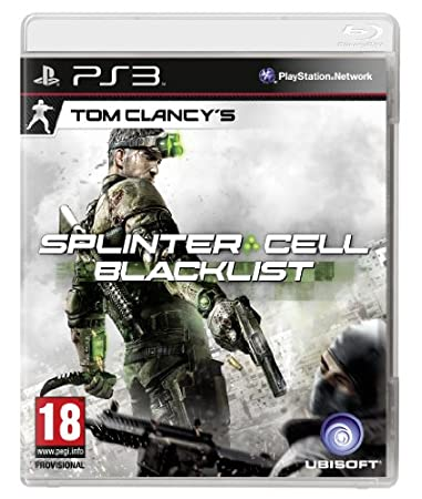 Tom Clancy's Splinter Cell Blacklist (PS3)